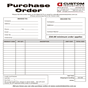 Purchase Order Form